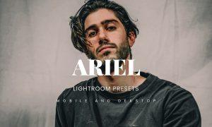 Ariel Lightroom Presets Dekstop and Mobile