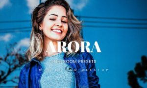 Arora Lightroom Presets Dekstop and Mobile