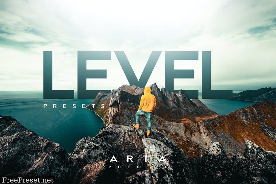 ARTA Level Presets For Mobile and Desktop