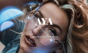 Aya Lightroom Presets Dekstop and Mobile