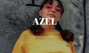 Azel Lightroom Presets Dekstop and Mobile