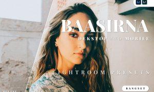Baasirna Desktop and Mobile Lightroom Preset