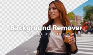 Background Remover Action   Deluxe Edition