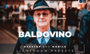Baldovino Desktop and Mobile Lightroom Preset