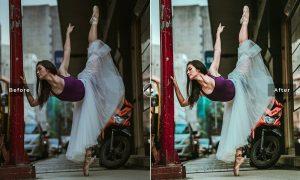 Ballet Mobile & Desktop Lightroom Presets
