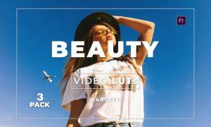 Bangset Beauty Pack 3 Video LUTs