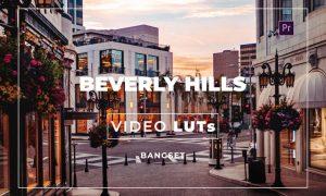 Bangset Beverly Hills Video LUTs