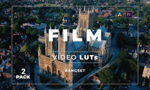 Bangset Film Pack 2 Video LUTs