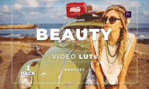 Bangset Outdoors Pack 1 Video LUTs