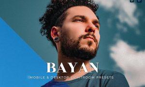 Bayan Mobile and Desktop Lightroom Presets