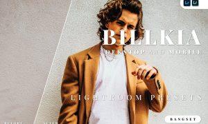 Billkia Desktop and Mobile Lightroom Preset