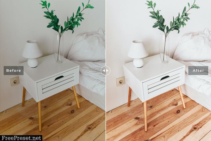 Bright Interior Mobile & Desktop Lightroom Presets