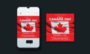 Canada Day Instagram Post FSW8G3N
