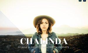 Chalinda Mobile and Desktop Lightroom Presets