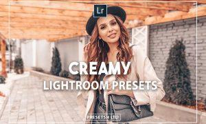 Cream Lightroom Presets