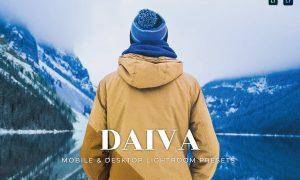 Daiva Mobile and Desktop Lightroom Presets