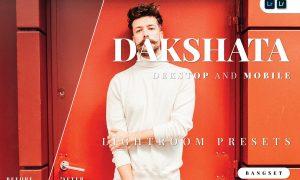 Dakshata Desktop and Mobile Lightroom Preset