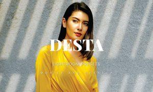 Desta Lightroom Presets Dekstop and Mobile