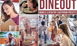 Dineout Mobile and Desktop Lightroom Presets