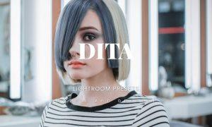 Dita Lightroom Presets Dekstop and Mobile