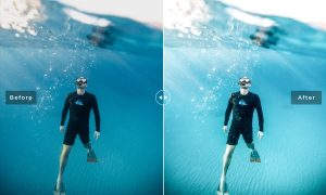 Diving Mobile & Desktop Lightroom Presets