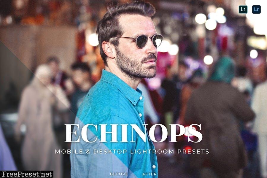 Echinops Mobile and Desktop Lightroom Presets V.2