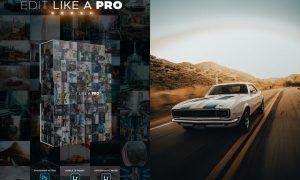 Edit Like A PRO 71th - Photoshop & Lightroom
