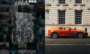 Edit Like A PRO 72th - Photoshop & Lightroom