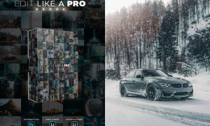 Edit Like A PRO 75th - Photoshop & Lightroom