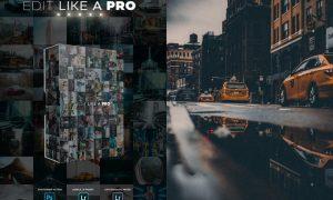 Edit Like A PRO 98th - Photoshop & Lightroom
