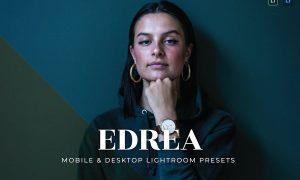 Edrea Mobile and Desktop Lightroom Presets