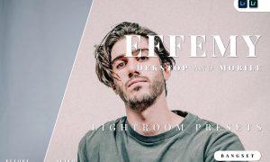 Effemy Desktop and Mobile Lightroom Preset