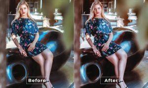 Eireen Desktop and Mobile Lightroom Preset
