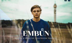 Embun Mobile and Desktop Lightroom Presets