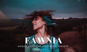 Fawnia Mobile and Desktop Lightroom Presets
