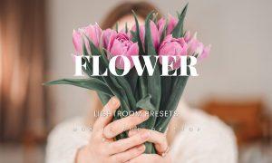 Flower Lightroom Presets Dekstop and Mobile