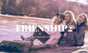 Friendship2 Lightroom Presets Dekstop and Mobile