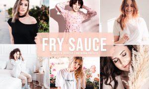 Fry Sauce Mobile & Desktop Lightroom Presets