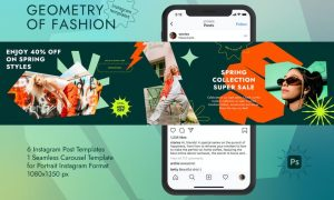 Geometry of Fashion Instagram HUJAJTP