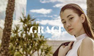 Grace Lightroom Presets Dekstop and Mobile