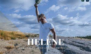 Helene Mobile and Desktop Lightroom Presets