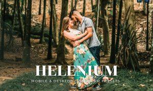 Helenium Mobile and Desktop Lightroom Presets