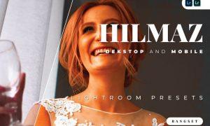 Hilmaz Desktop and Mobile Lightroom Preset