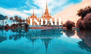 Indah Lightroom Presets Dekstop and Mobile