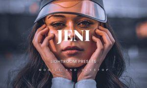 Jeni Lightroom Presets Dekstop and Mobile