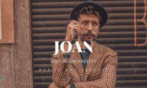 Joan Lightroom Presets Dekstop and Mobile