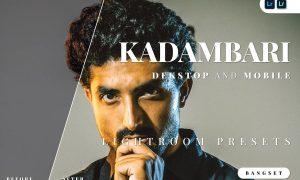 Kadambari Desktop and Mobile Lightroom Preset