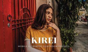 Kirei Mobile and Desktop Lightroom Presets