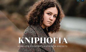 Kniphofia Mobile and Desktop Lightroom Presets