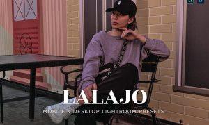 Lalajo Mobile and Desktop Lightroom Presets